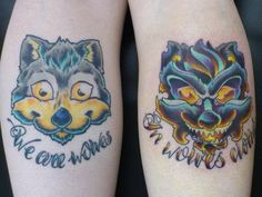 8958a56e1e1d5 12 Best Wolf Tattoo Images images in 2013   Tattoos of wolves ...