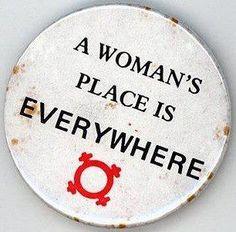 Vote for Women!!!