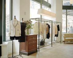 Maison Kitsune new NYC store @ Nomad Hotel