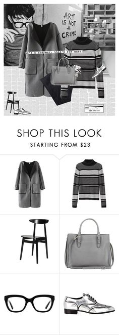 """""""It is absurd to divide people into good and bad. People are either charming or tedious."""" by e-laysian ❤ liked on Polyvore featuring Chanel, Brian Atwood, Balenciaga, Tory Burch, Giuseppe Zanotti, Ladurée, Bobbi Brown Cosmetics, women's clothing, women's fashion and women"""