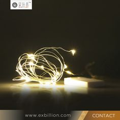 3M 30Led USB Rechargeable Copper Wire LED Fairy String Lights for Christmas