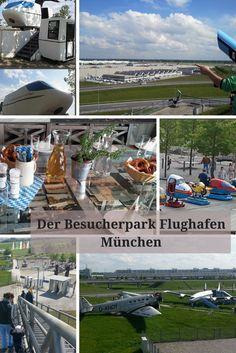 Der Besucherpark München kann vor allem bei schönem Wetter wirklich empfohlen werden, die meisten Attraktionen liegen draußen.