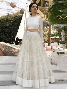 2018 Ivory Two Piece Cheap A Line Prom Dress Ivory Prom Dresses, Wedding Dress With Sleeves, Lace Prom Dresses, Cheap Prom Dresses, Prom Dresses A-Line Prom Dresses 2020 Ivory Prom Dresses, Prom Dresses Long With Sleeves, Formal Dresses For Women, Indian Dresses, Evening Dresses, Dress Long, Wedding Dresses, Party Dresses, Formal Gowns
