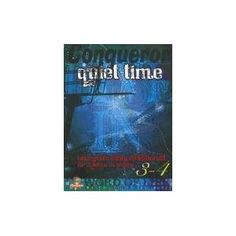 Conqueror Quiet Time: One Year Daily Devotional for Children in Grades 3-4