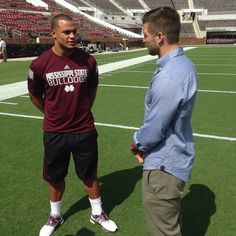 Dak and Tim Tebow.  #HailState