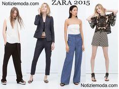 Abbigliamento ZARA primavera estate 2015 moda donna