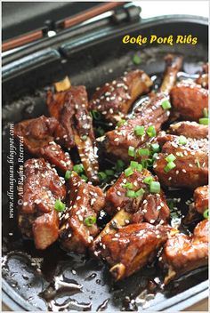 Kl food in singapore watch video here httpsingaporeonlinetop cuisine paradise singapore food blog recipes reviews and travel coke pork ribs forumfinder Choice Image