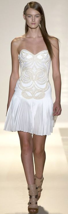 Herve Leger by Max Azria Spring/Summer 2013♥✤ | Keep the Glamour | BeStayBeautiful
