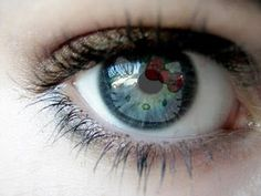 Hello Kitty Contacts SO COOL!!!!