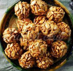 Конфеты из сухофруктов — базовый рецепт