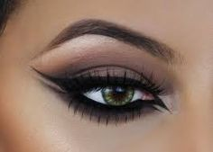 Image result for dramatic eyeliner looks