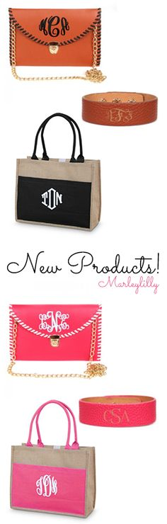**NEW PRODUCTS** New products added to Marleylilly.com!
