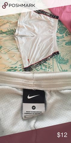 Nike soccer shorts Excellent condition. Dot on shorts is a defect in my camera lens. Nike Shorts