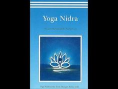 This is a non offical, not endorsed reading of a meditation track from the book by Swami Satyanada Saraswati. You should practice this meditation for a few m. Yoga Nidra Meditation, Chakra Meditation, Meditation Music, Chakra Healing, Guided Meditation, Guided Relaxation, Deep Relaxation, Yoga Youtube, Yoga Books