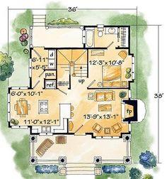 View log home plan - LogHomeLinks.com
