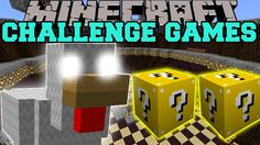 The Challenge Games begin and we must destroy the Mutant Chicken! Jen's Channel http://youtube.com/gamingwithjen Don't forget to subscribe for epic Minecraft...