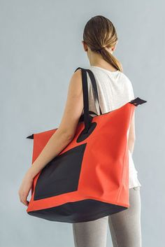 a new addition from baggu is the all weather bag. made from pvc-free double coated nylon, with welded seams and a water resistant zipper to keep water contained, or keep dry items from getti…