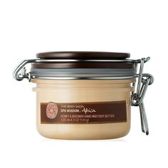 Spa Wisdom™ Africa Honey & Beeswax Hand and Foot Butter main view