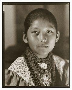 Elizabeth (Gracie) Miles - Apache, via Flickr.