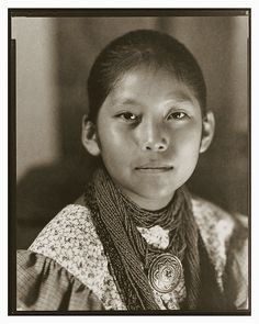 Elizabeth (Gracie) Miles - Apache, via Flickr.