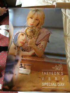 テヨン♡「とても特別な一日」初日おめでとう!!-グッズ編- M☆Serendipityな日々