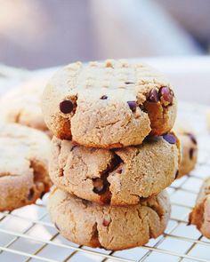 Cookies au beurre de cacahuètes, vegan et sans gluten - Lily tasty