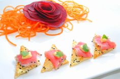 #cateredbydesign #cater #caterchicago #catering #Chicago #chicagocaterer #food #chicagofood #wedding #chicagowedding #weddingfood #foodchicago #horsdoeuvres #appetizers #tuna #tunawonton #fresh #yum #delicious #color #beautiful