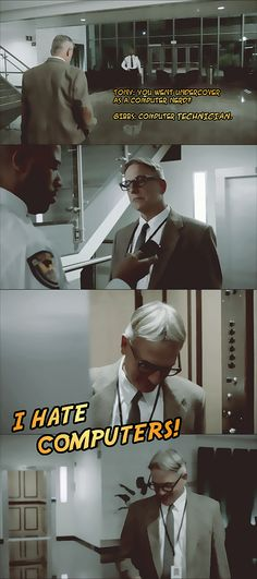 Doesn't he look cute in those nerdy glasses? #ncis #blastfromthepast #gibbs