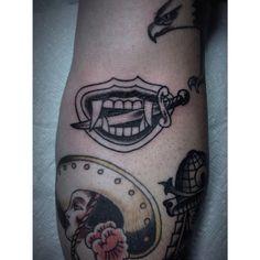 Thanks Shane, as always a pleasure. #tattoo #blackwork...