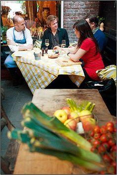 Amsterdam Hotspot Find: Restaurant Marius | meltingbutter,com