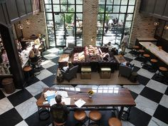 Oxford Exchange in Tampa | Flickr - Photo Sharing! Cofee Shop