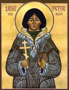 MYSTAGOGY: Holy New Martyr Peter the Aleut