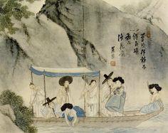 조선후기 풍속화는 18세기 초반 사인화가였던 공재 윤두서와 관아재 조영석에 의해 시작되어 정조와 순조시...