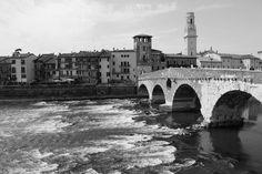 Ponte Pietra - Pic by Vincenzo Maggialetti