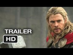 Thor: The Dark World TRAILER 1 (2013) - Chris Hemsworth, Natalie Portman Movie HD