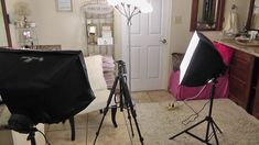 My Lighting & Filming Set-Up For YouTube Videos | PinkSoFoxy