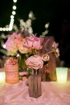 Photography : Marianne Wilson Photography   Event Planning : Benjamin Adams   Event Planning : Belle of the Ball Floral Design Read More on SMP: http://www.stylemepretty.com/2012/07/25/american-idol-winner-lee-dewyze-marries-jonna-walsh-by-marianne-wilson/
