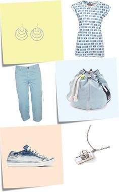 """Post it notes"" by musicfriend1 ❤ liked on Polyvore"