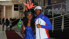 Новости - 24: Рио 2016: Знаменосец сборной Намибии задержан за п...