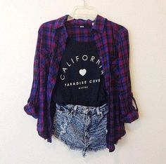 Hot hot hot;) #fashion #outfit #hot #rock style #swag