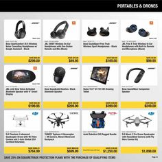 Newegg Black Friday 2018 Ads and Deals Browse the Newegg Black Friday 2018 ad scan and the complete product by product sales listing. Sports Headphones, Friday News, Black Friday 2019, Print Ads, Coupons, Alcohol, Ink, Rubbing Alcohol, Coupon