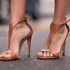 Women High Heel Sandals Elegant Lace Pierced Sandals Platform Sandal Shoes