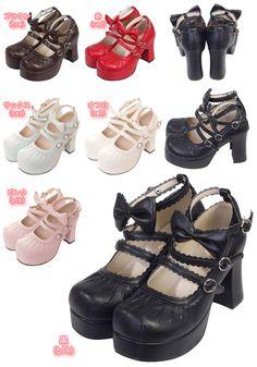 shoes193 - Shoes - Lolita