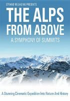 The Alps from above : a symphony of summits.
