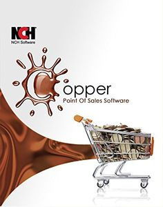 BUY NOW Copper Point of Sales Software [Download] Retail POS point of sale software system. Streamline the retail checkout process for your