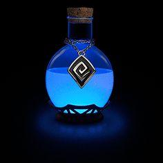 LED Potion Desk Lamp | ThinkGeek