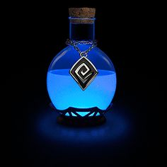 LED Potion Desk Lamp | ThinkGeek