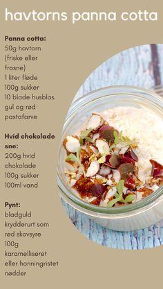 Frisk, Panna Cotta, Mad, Vegetables, Dulce De Leche, Vegetable Recipes, Veggies
