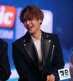 Dongwoon - Beast 150424 Tencent K-Pop Concert