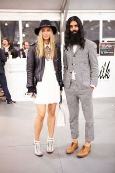 Stylish Couple #2 Follow MenStyle1 on: MenStyle1...   MenStyle1- Men's Style Blog